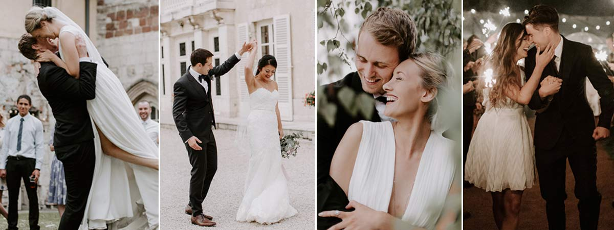 Wedding day photo ideas from Grace Elisabeth Photography and Film