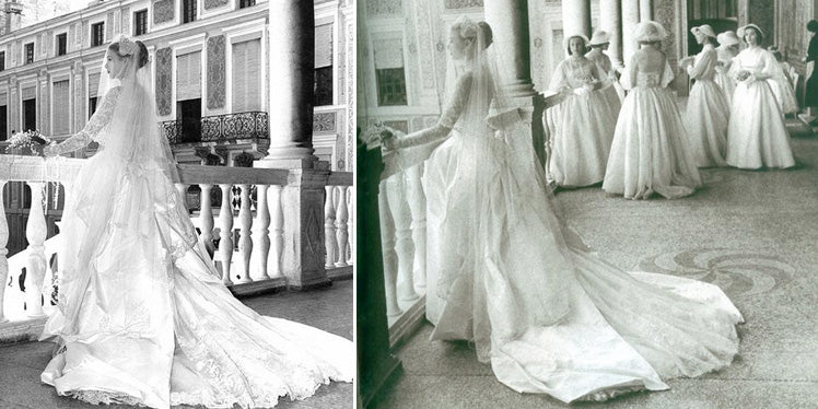 Facts about Grace Kelly's wedding day