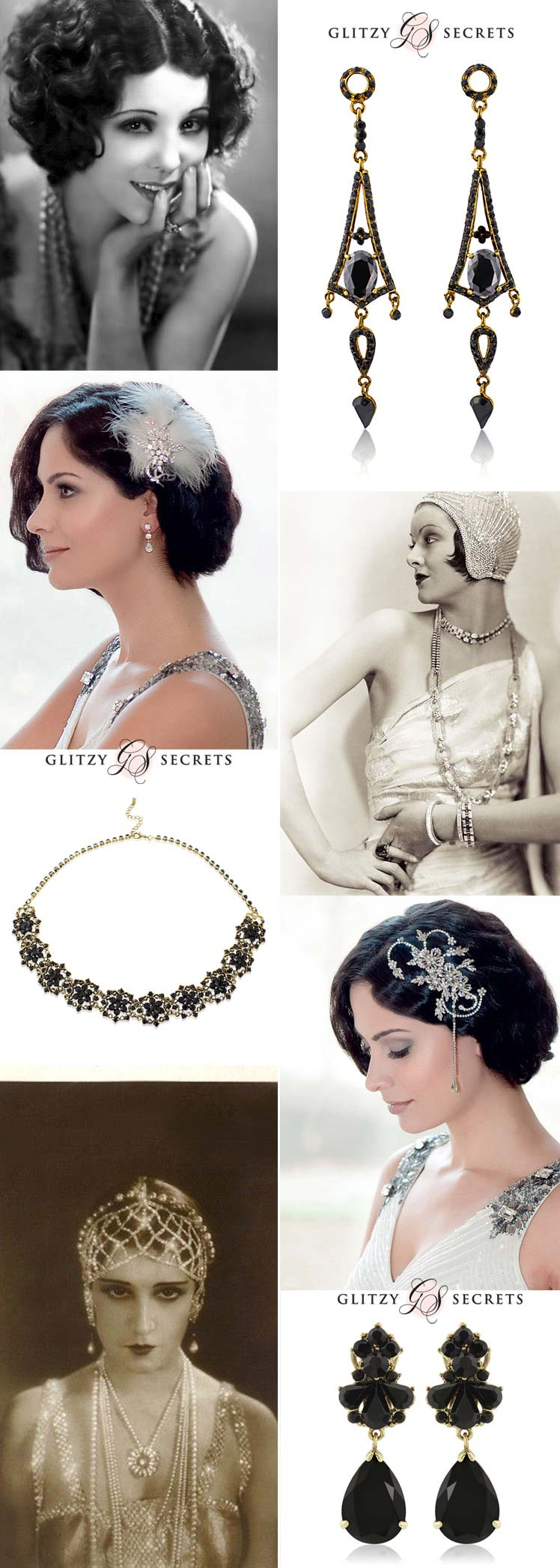 The history of 1920s jewellery design