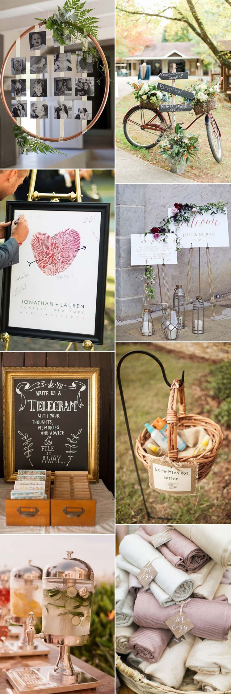15 ideas your guests will appreciate
