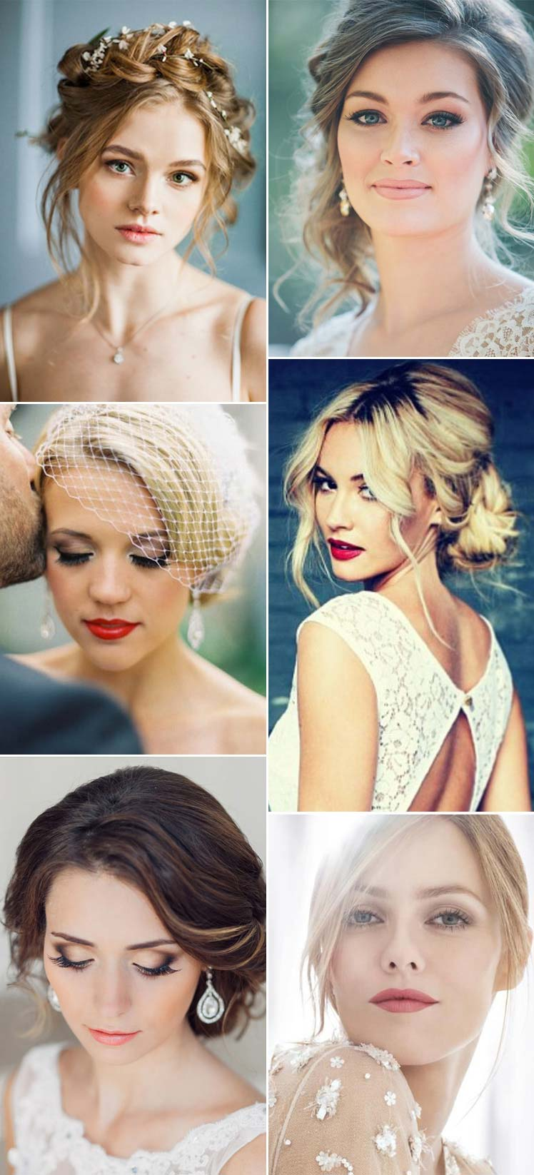 bridal make up to inspire any bride to be