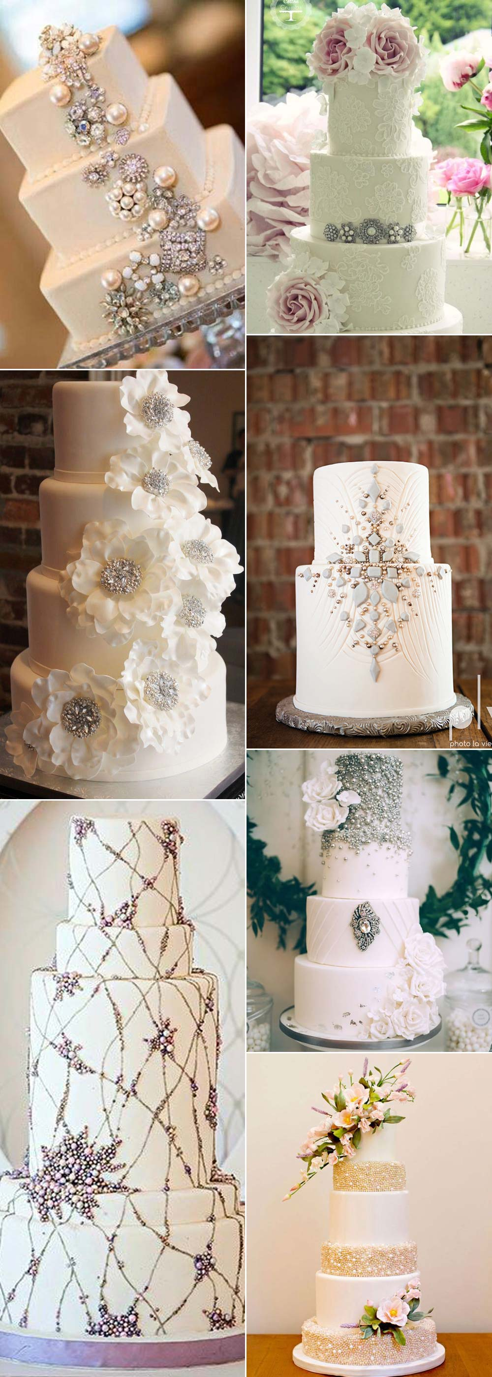 jewelled cake inspiration