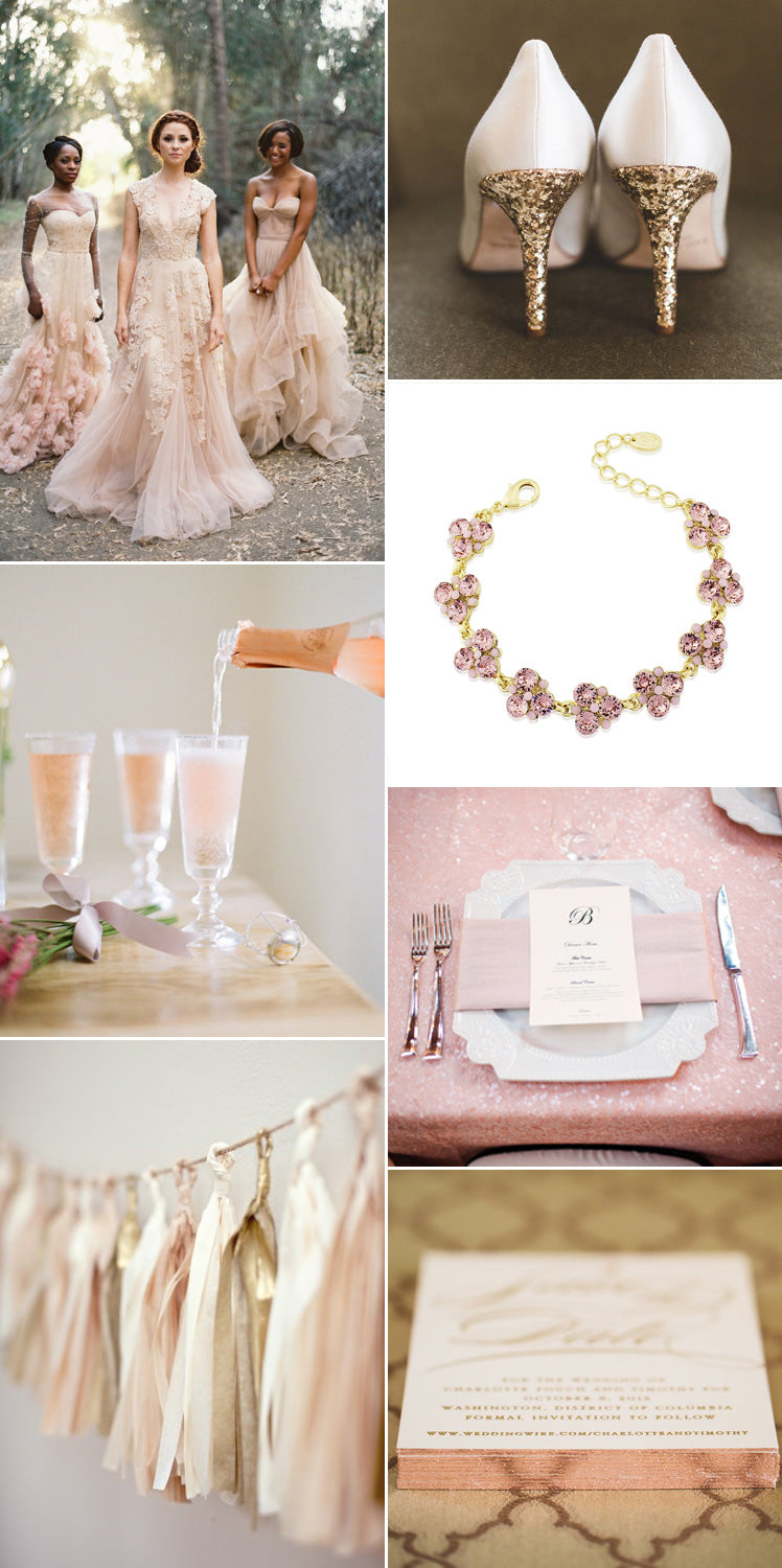 Opal wedding theme inspiration