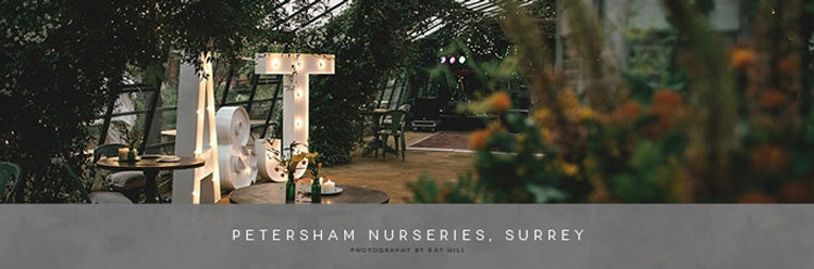 Petersham Nurseries based in Surrey