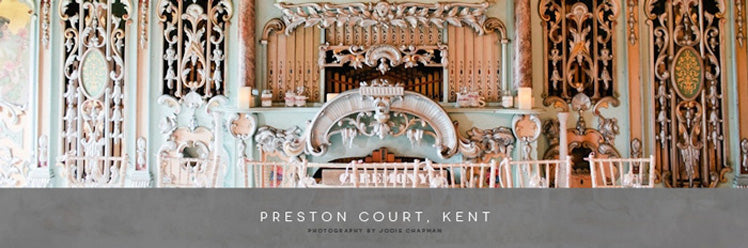 The exquisite Preston Court in Kent