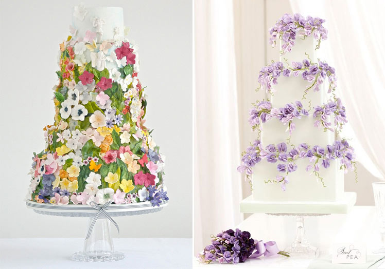 Cakes by Krishanthi and Peggy Porschen