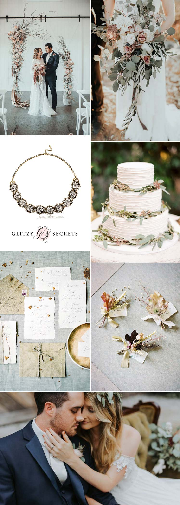 stylish sage and beige wedding ideas