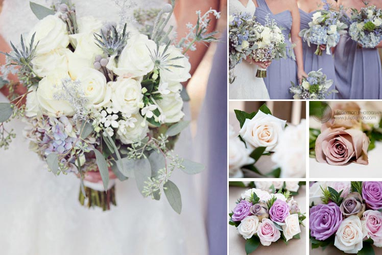 Seasonal bridal bouquet ideas