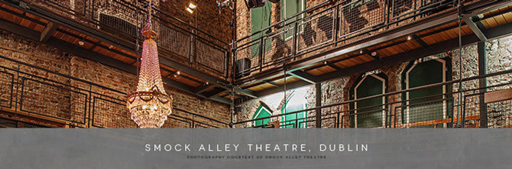 Smock Alley Theatre based in Dublin