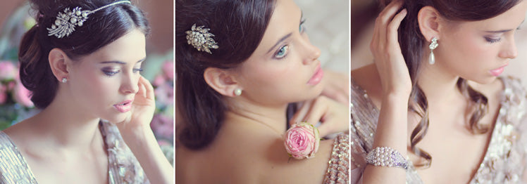 Sparkling Wedding Accessories