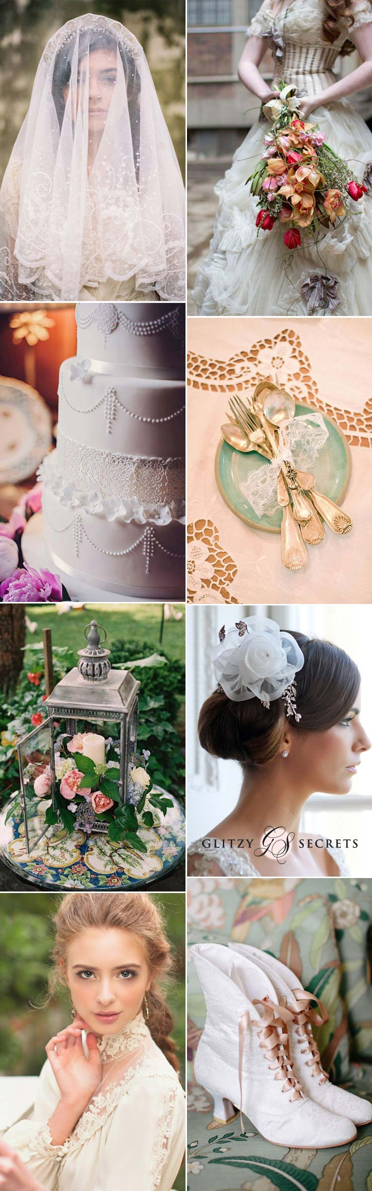 Victorian wedding ideas for period style