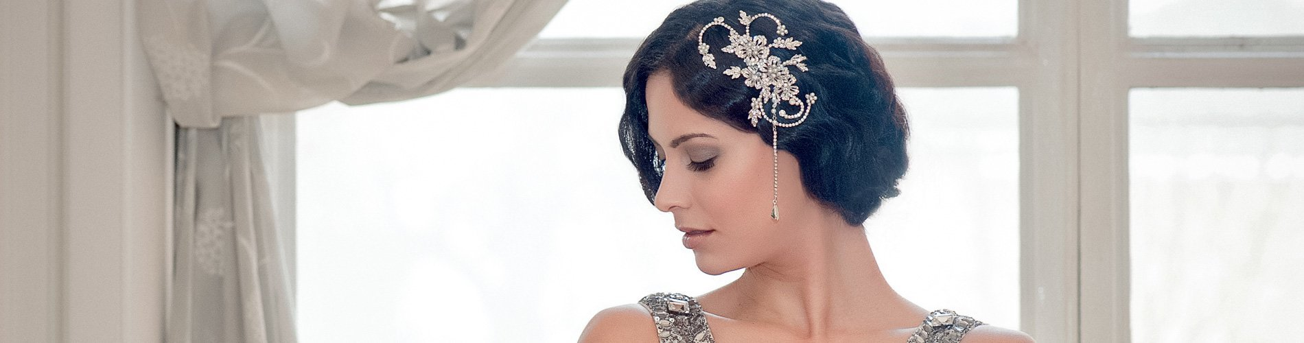Vintage Wedding Hair Accessories Collection