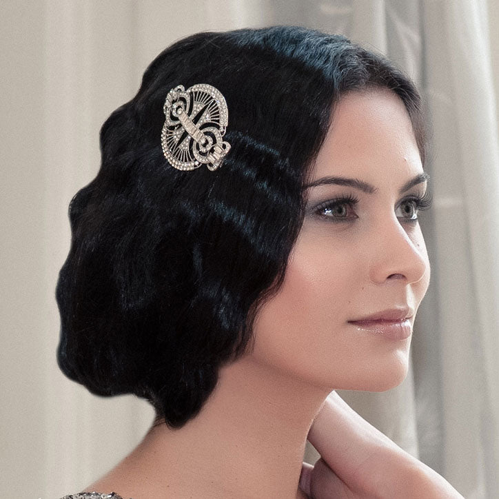 Collection of vintage hair pins for brides