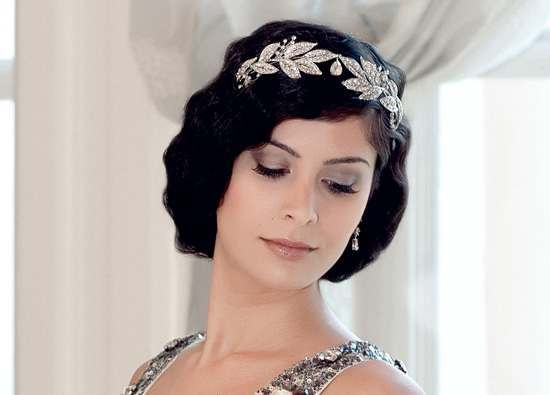 Vintage bridal tiaras for every bygone era