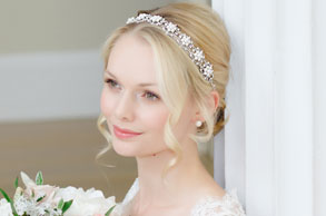 The Wedding Collection of Bridal Jewellery and Hair Accessories