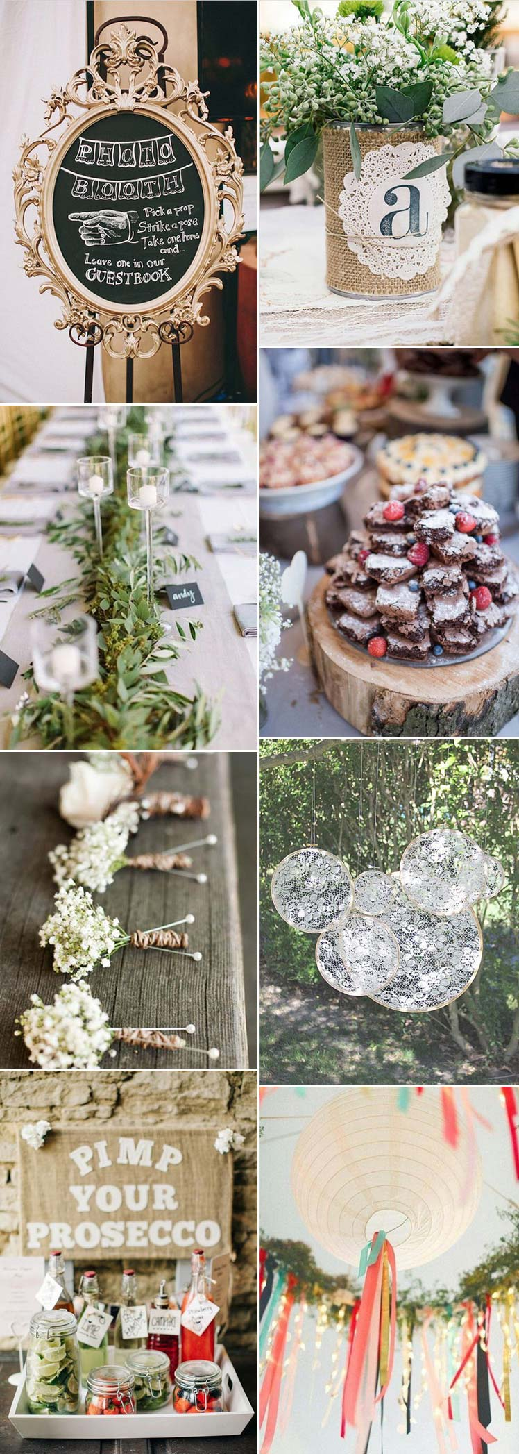 Wedding planning ideas on a limited budget
