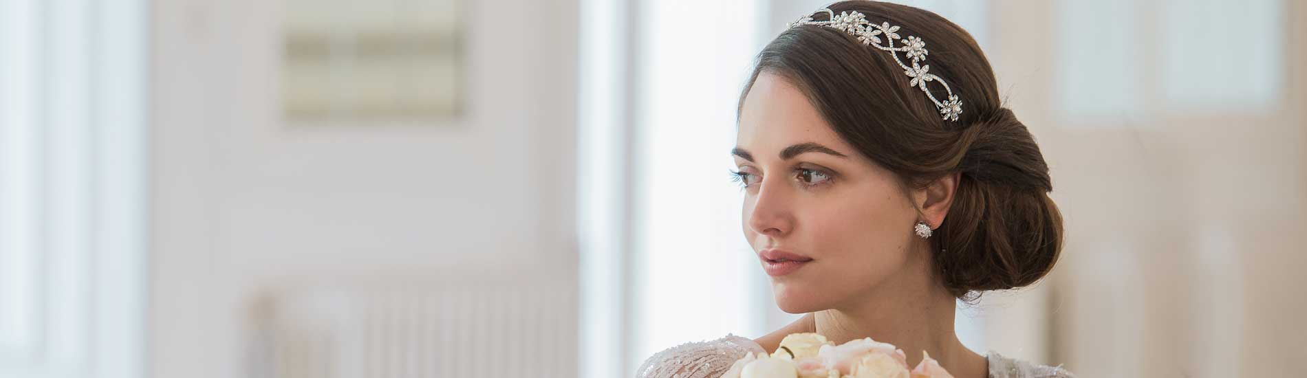 Beautiful Wedding Jewellery and Hair Accessories for Brides