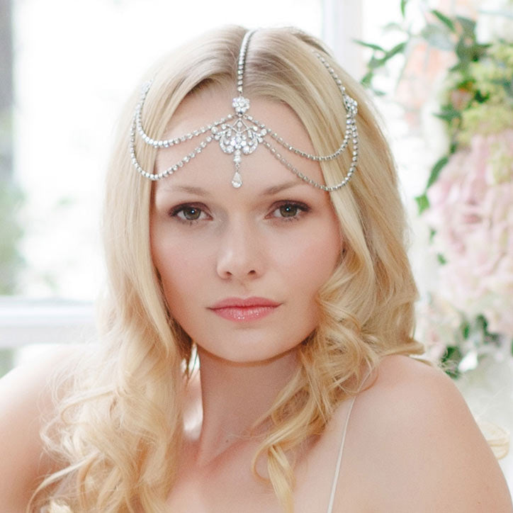 Hair Vines for Brides
