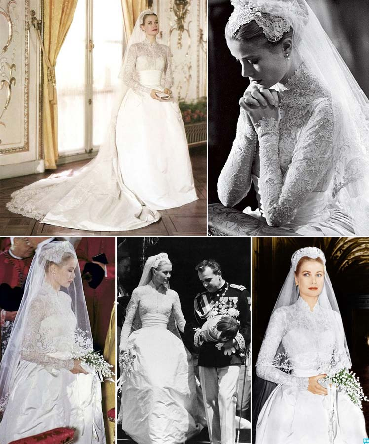 Grace Kelly's Wedding of the Century