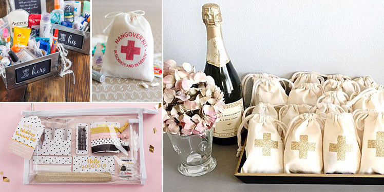 Ideas for your emergency wedding day kit