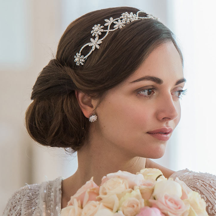 Wedding tiara collection