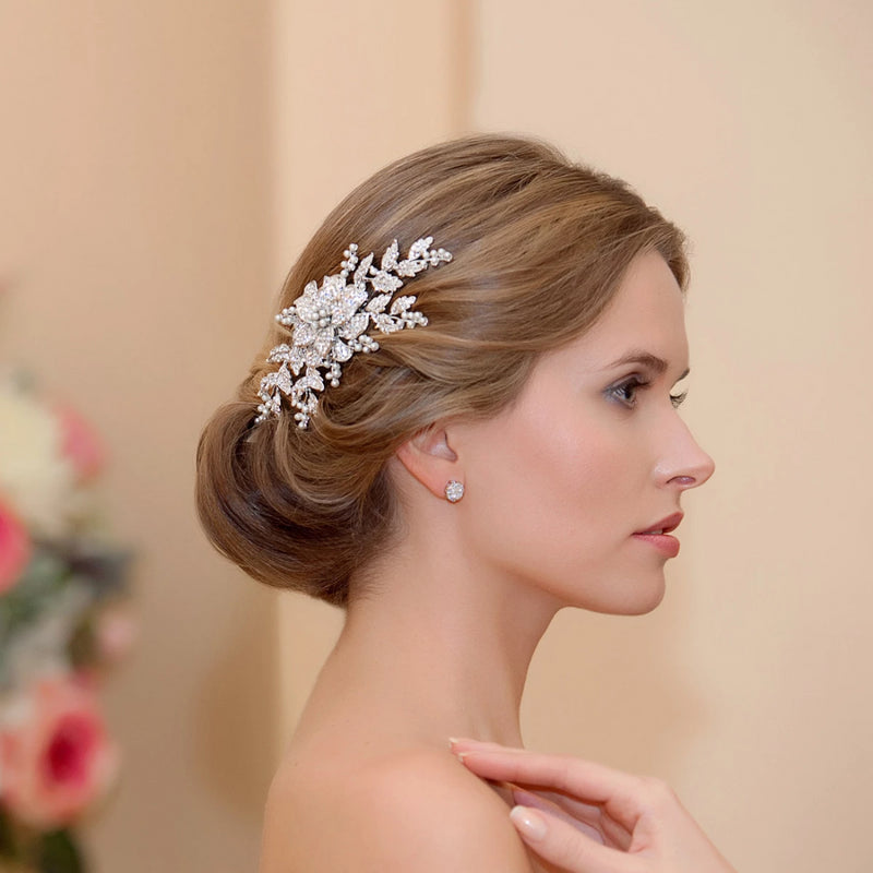 Heirloom Fleur Bridal Headpiece