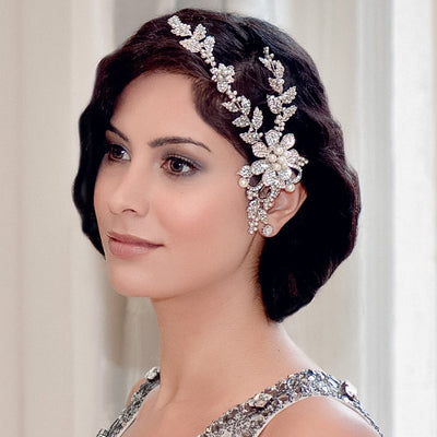 Heirloom Vine Headpiece