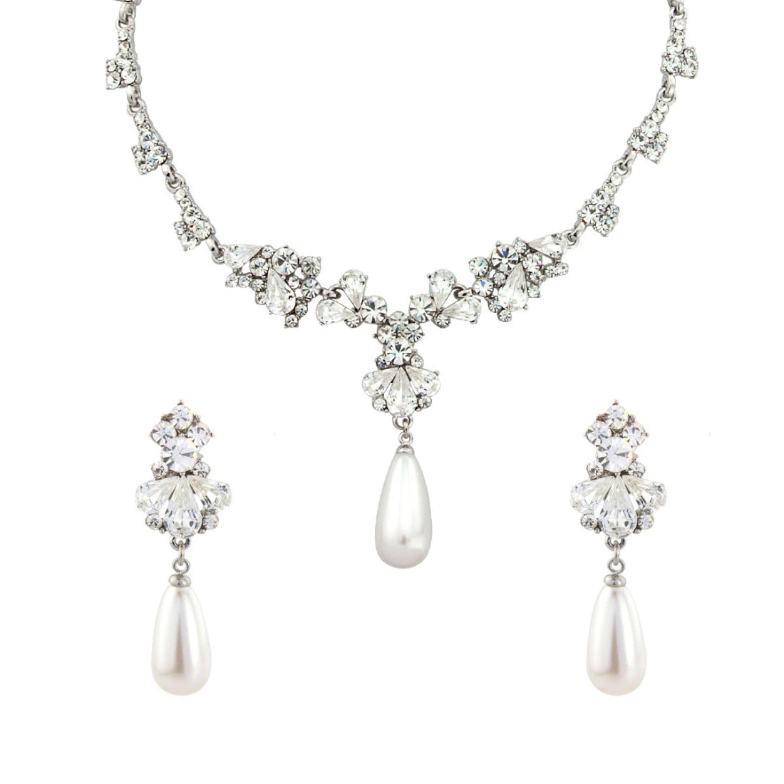 Pearl Heiress Wedding Jewellery Set