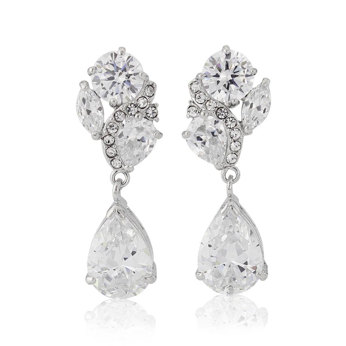 Starlet S Extravagance Clip On Earrings