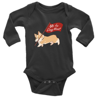 Long Sleeves Baby Onesies to Fight Animal Cruelty