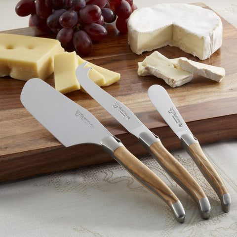 Laguiole Cheese Knives
