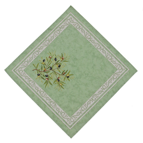 Clos des Oliviers Amande French Napkin