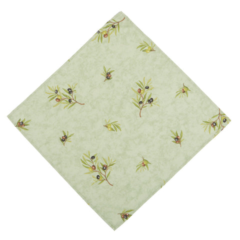 Clos des Oliviers Amande All Over French Napkin