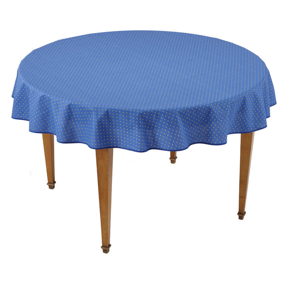 Esterel Lavande Round French Tablecloth
