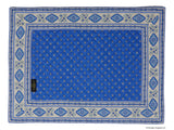 Esterel Lavande Bordered Place Mat