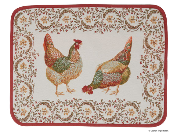 Chantecler Place Mat