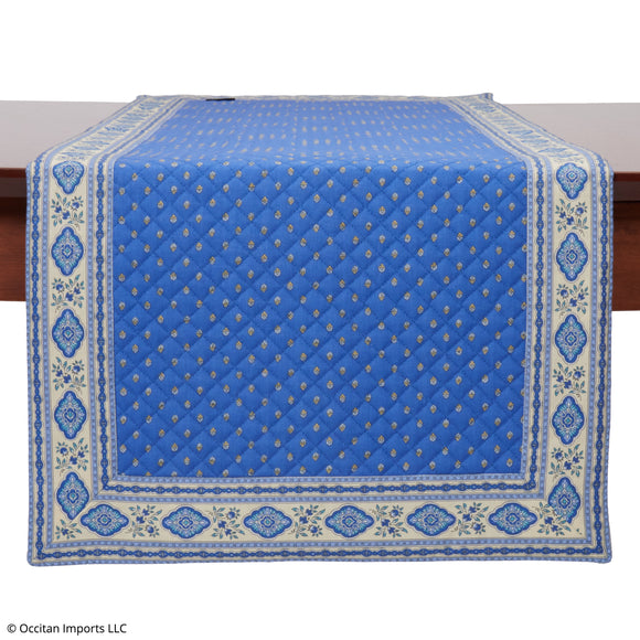 Esterel Lavande French Table Runner