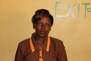Jane Nyawira, The Factory Manager