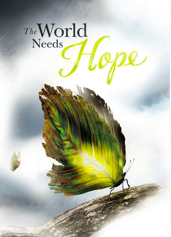The World Needs Hope by Sara McClellan