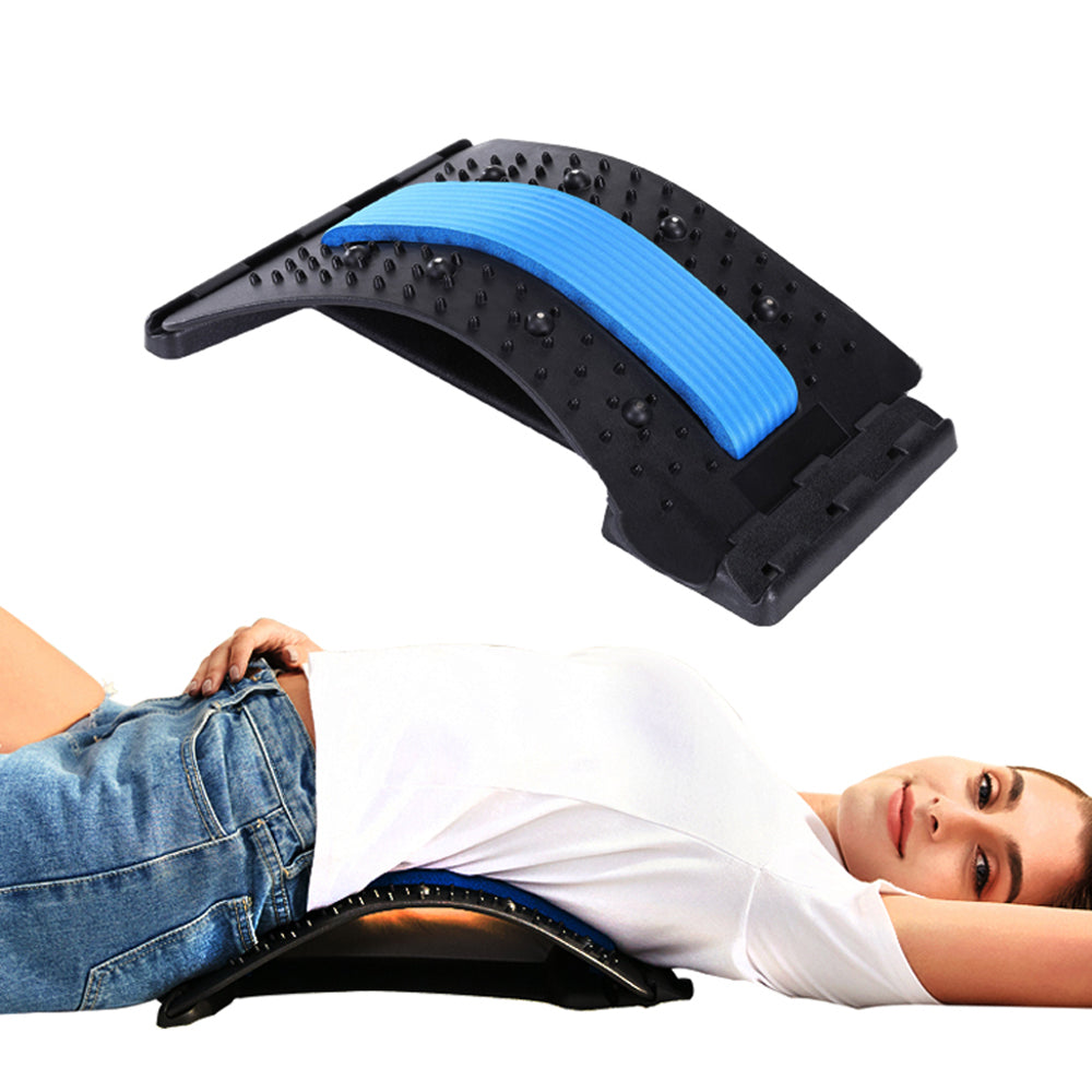 SpinoStretch™ - The Backpain Reliever and Massager