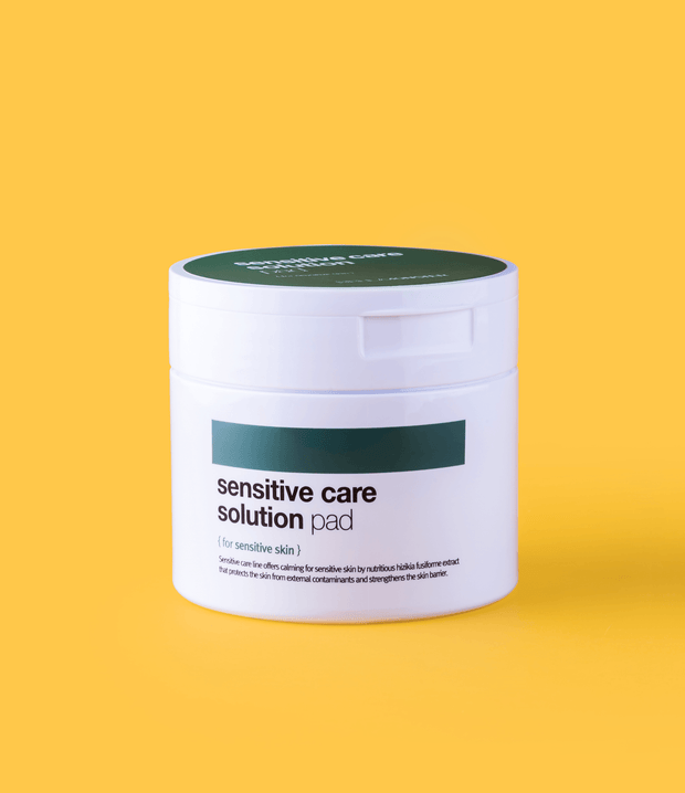 Bella Monster Sensitive Care Solution Pad Seaweed Pad