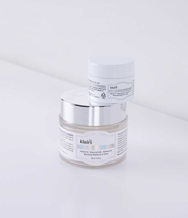 Klairs Freshly Juiced Vitamin E Mask Mini 15 ml