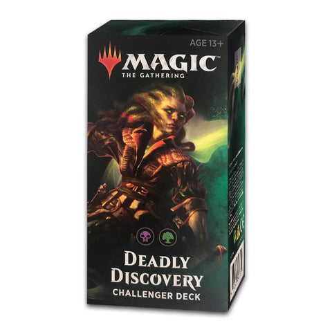 Magic: The Gathering Challenger Deck: Deadly Discovery