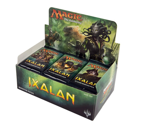 Magic: The Gathering: Ixalan Booster Pack