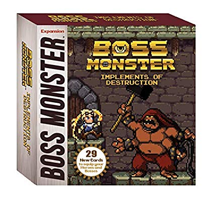 Boss Monster Expansion: Implements of Destruction