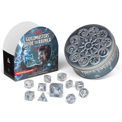Dungeons & Dragons: Guildmasters' Guide to Ravnica Collectible Dice Set