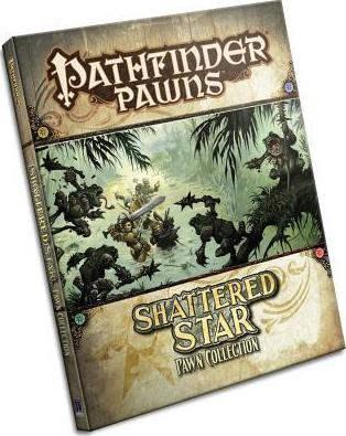 Pathfinder Pawns: Shattered Star Collection