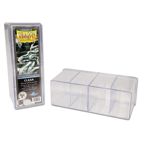 Dragon Shield Four Box Compartment Boxes