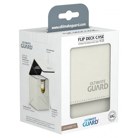 Ultimate Guard Flip Deck Case 80+ (Leatherette)