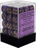 Chessex Dice: 36 d6 Game Dice (12mm size)